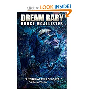 Dream Baby by Bruce McAllister