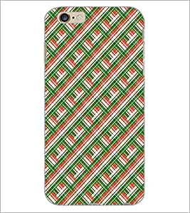 PrintDhaba Pattern D-5250 Back Case Cover for APPLE IPHONE 6 PLUS (Multi-Coloured)