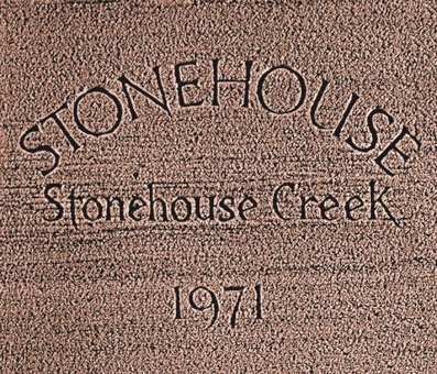 Stonehouse Creek 1971