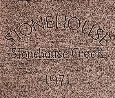 Stonehouse Creek 1971
