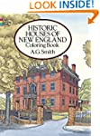 Historic Houses of New England Colori...
