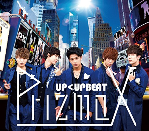 【Amazon.co.jp限定】UP<UPBEAT(チーク盤)(オリジナルポストカード付)