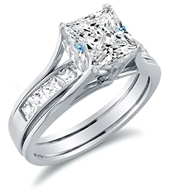 Amazon White Gold Wedding Bands 0 Epic Diamond engagement rings on