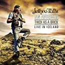 Jethro Tull's Ian Anderson - Thick As A Brick - Live In Iceland (NEW CD)