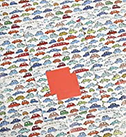 Mini Cars Sheet Wrap