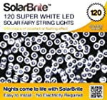 Solar Brite Deluxe Solar Fairy Lights...