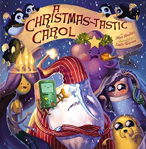 A Christmas-tastic Carol (Adventure Time) PDF