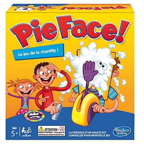 Hasbro - B70631010 - Pie Face - Le Jeu De La Chant...