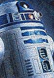 1000ピース ジグソーパズル STAR WARS R2-D2(フォトモザイク)(51x73.5cm)