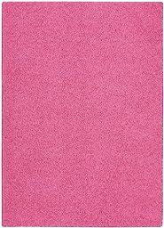 Garland Rug Shazaam Area Rug, 5-Feet by 8-Feet, Pink Diamond