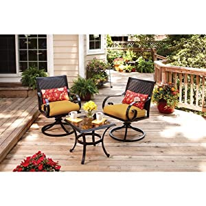 Better homes and gardens englewood heights 3 - Better homes and gardens bistro set ...