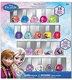 Frozen Nail Polish Box, 18 Count