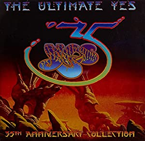 Ultimate Yes 35th Aniversary