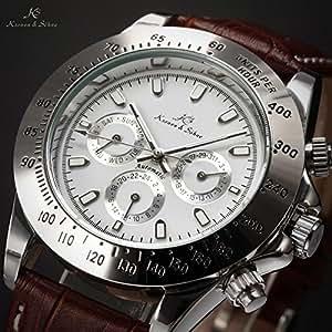 Relojes Hombre Automatic Mechanical Mens Dress Watch - Ks163: Sports