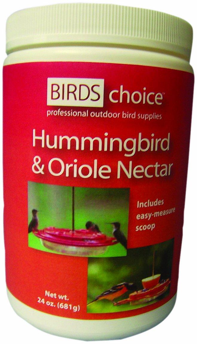 Birds Choice 24oz. Oriole/Hummingbird Nectar mango birds