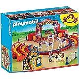 Playmobil - Cirque - 5057 Grande scène de cirque avec éclairage LED