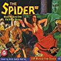 Spider #48, September 1937 (The Spider): Will Murray's Pulp Classics #40 Audiobook by Grant Stockbridge,  Radio Archives Narrated by Nick Santa Maria