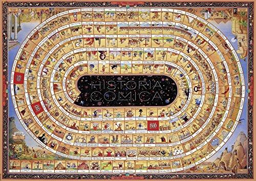 Heye 29341 - Dreieckspuzzles 4000 Teile Historia