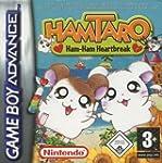 Hamtaro: Ham-ham Heartbreak - Game Bo...