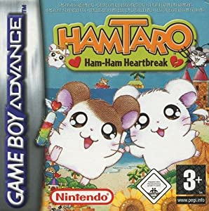 Hamtaro: Ham-ham Heartbreak - Game Boy Advance