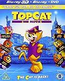 Top Cat: The Movie [Blu-ray + Blu-ray 3D + DVD]