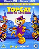 Top Cat: The Movie [Blu-ray + Blu-ray 3D + DVD]