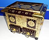 Aarsun Traditional Wooden Jewelry Box