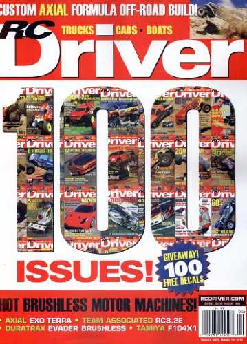 RC Driver (1-year auto-renewal)