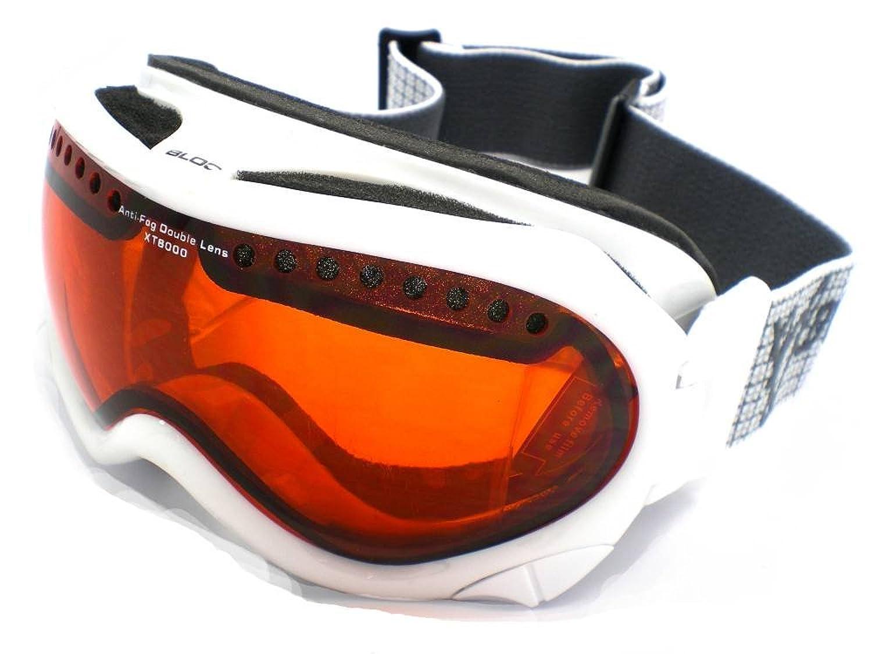 Bloc Goggles Spirit 3 Weiß STW11 kaufen