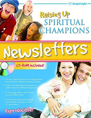 Raising Up Spiritual Champions Newsletter (Raising Spiritual Champions compare prices)
