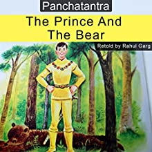 The Prince and the Bear Audiobook by Rahul Garg Narrated by David Van Der Molen