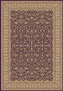 141613 5 39 3 x 7 39 7 rug depot traditional area rug dynamic legacy 58004 300 red - Rugs and runners to match ...