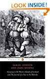 A Journey to the Western Islands of Scotland AND The Journal of a Tour to the Hebrides (Penguin Classics)