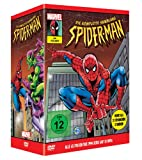 New Spiderman - Die komplette Sammlung [10 DVDs]