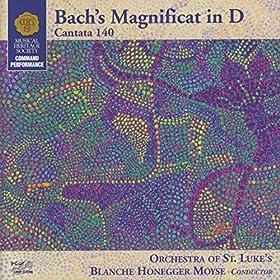 Magnificat In D Major, BWV 243, Fecit Potentiam