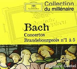Concertos brandebourgeois 1 à 5