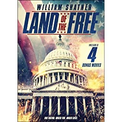 Land of the Free Includes 4 Bonus Movies