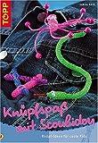 Knüpfspass mit Scoubidou: Knüpfideen für coole Kids