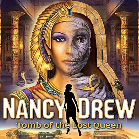 Nancy Drew: Tomb of the Lost Queen [Mac Download]