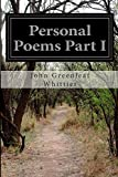 Personal Poems Part I