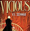 Vicious (       UNABRIDGED) by V. E. Schwab Narrated by Noah Michael Levine