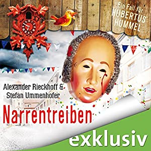 Narrentreiben (Hubertus Hummel 4) Hörbuch
