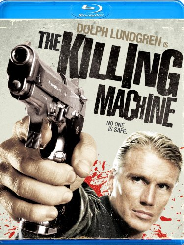Killing Machine, The [Blu-ray]