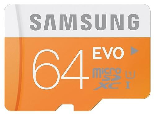 61I3HrOM0QL. SL500  Die beste microSD Karte   64 GB Samsung EVO Plus