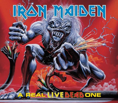 Iron Maiden - The Real Live - Zortam Music