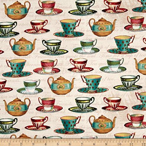 tea-pot-flora-teacups-cream-multi-fabric-by-the-yard