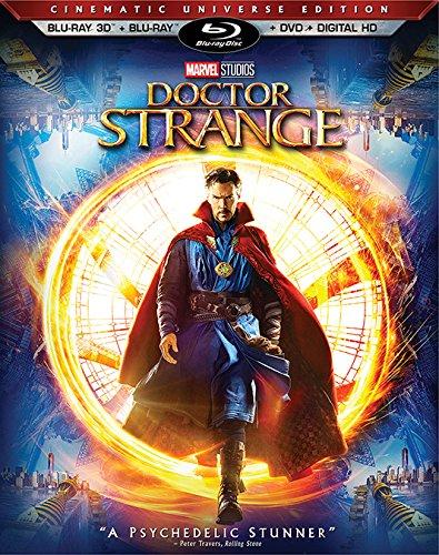 Doctor Strange Blu Ray
