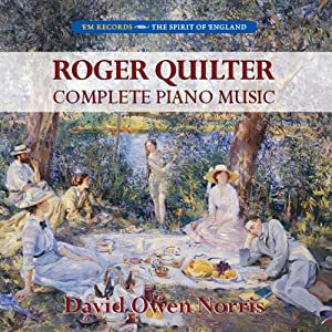 Complete Piano Music-David Owen Norr