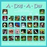 A Dog A Day Calendar - 2015 Wall cale...