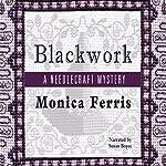 Blackwork: A Needlecraft Mystery | Monica Ferris